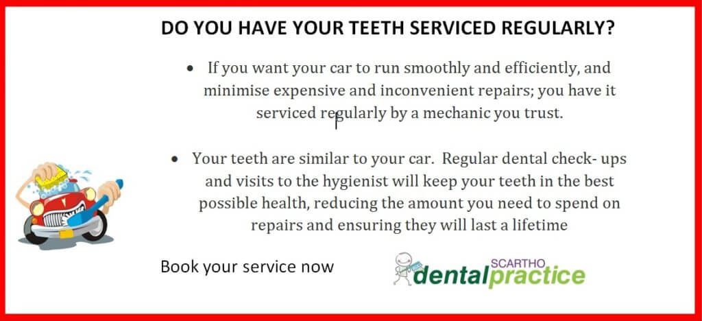 Teeth Servicing