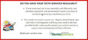 Teeth Servicing